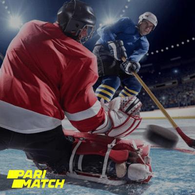 Parimatch Hockey Betting Perks