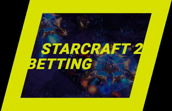 Starcraft 2 Pertaruhan di Parimatch